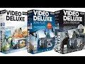 MAGIX Видео Делюкс УРОК №1 отделить звук разрезать видео сохранить