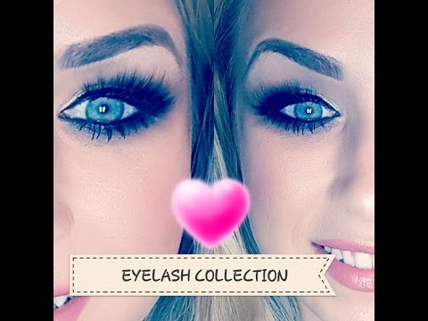 EYELASH COLLECTION/HAUL... Ardell, Red Cherry, Amy Childs