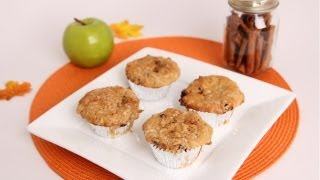 Cinnamon Apple Muffins Recipe - Laura Vitale - Laura In The Kitchen Episode 646