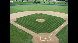 REMAKING MY FIRST FLIGHT ON YOUTUBE!!! Baseball Field Freestyle V2