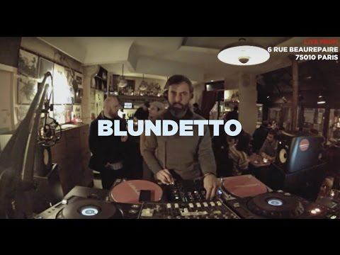 Blundetto • DJ Set • Le Mellotron