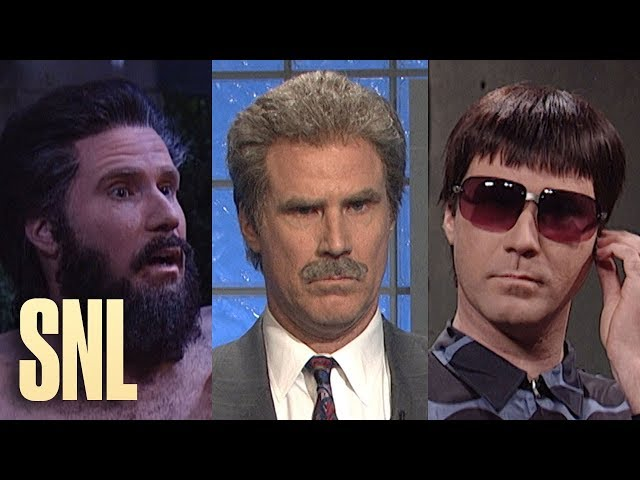 Best of Will Ferrell on SNL