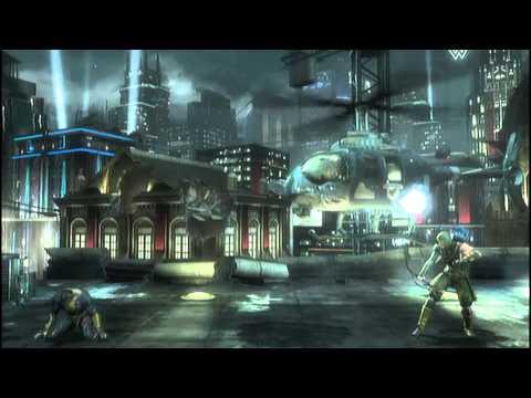 Injustice: Gods Among Us Battle Ladder - Green Arrow