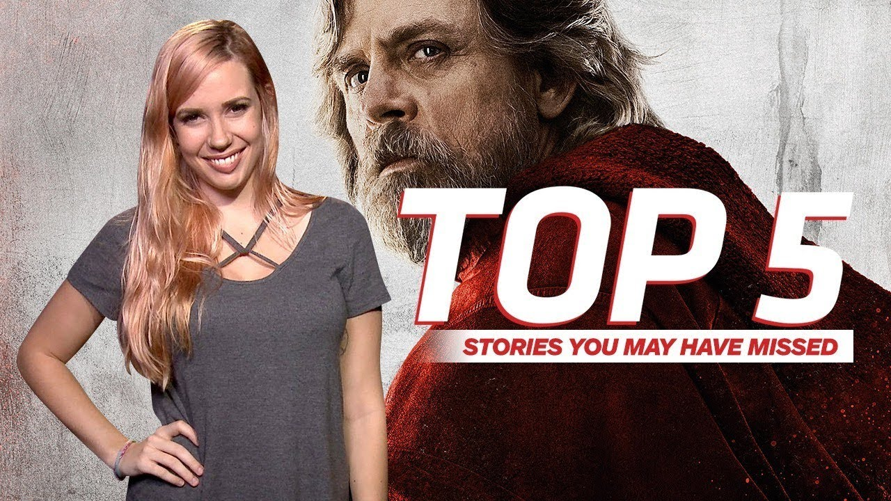 Harrison Ford Revived Luke Skywalker – IGN Daily Fix