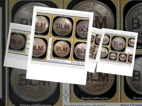 Best Online Coin Museum, banklootmuseum.com - Silver,Gold,New & Old.