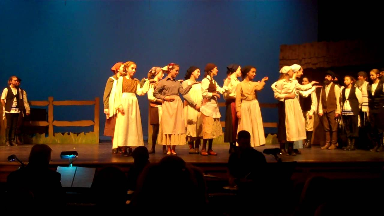 Fiddler On The Roof, Jr.   Tradition