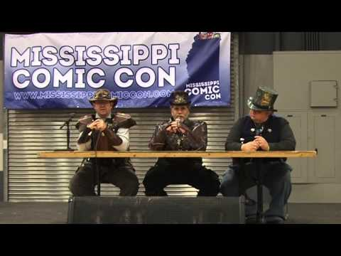 Mississippi Comic Con - Steampunk 101 with Airship 67