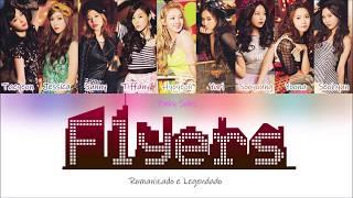Girls' Generation - Flyers (Rom/Legendado)