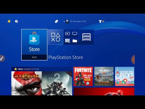 PS4 EMULATOR WORK ON ANDROID PHONE PLAY GTA ALL GAMES
