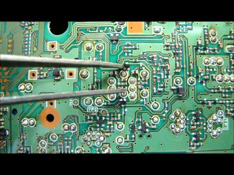 KENWOOD TS-2000 With Bad Ceramic Filters - ALPHA TELECOM