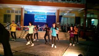 Nhảy Ánh trăng trẻ thơ - 12A5