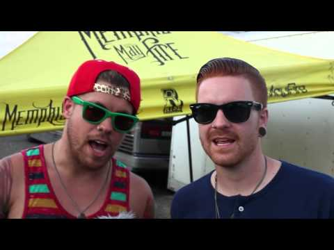 A Loss For Words - Message from Matty & Jake from Memphis May Fire