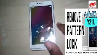 How to Remove VIVO Y21L Patten lock Password and FRP 10000% solutions with proop