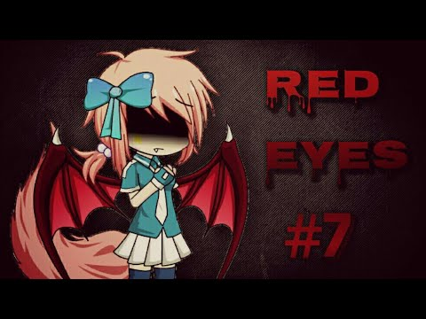 Red eyes #7 gacha studio series 