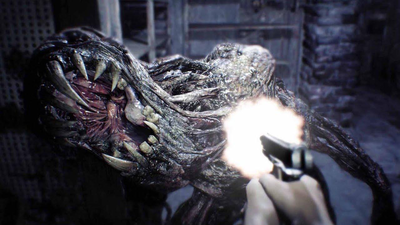 BOSS Fight Ketiga, Resident Evil 7 BioHazard Part 11