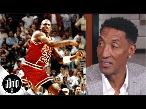 16491a69d7ea4c Scottie Pippen reminisces on Michael Jordan s  The Shot    We were not  supposed to win