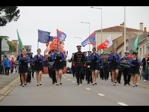 Festival de fanfares et grande parade à Olonne sur Mer