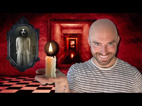 10 Scariest Games You Should NEVER Play