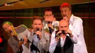 Wise Guys Drive like an Italian Live bei 3Sat