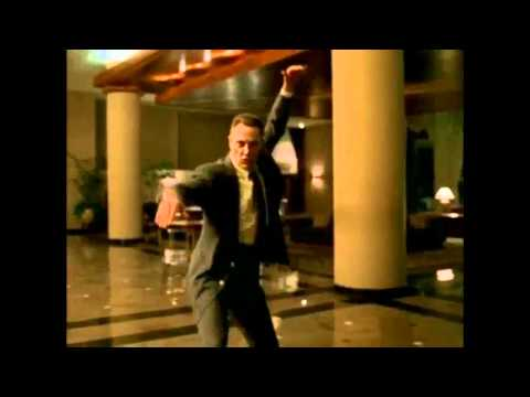 Elton John Crocodile Rock Karaoke featuring Christopher Walken Dancing (HD)