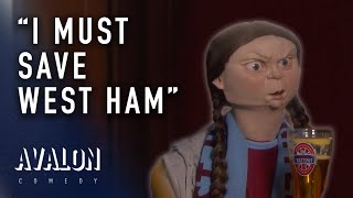 Best of Greta | Spitting Image | Avalon Comedy