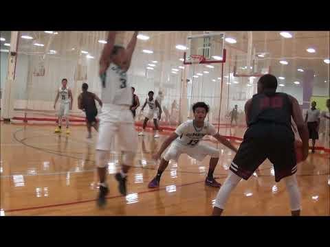 Combine Academy Black vs Sandhills CC @Greensboro Southeastern Challenge