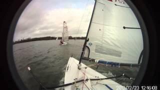 Five minutes of Blaze sailing 2