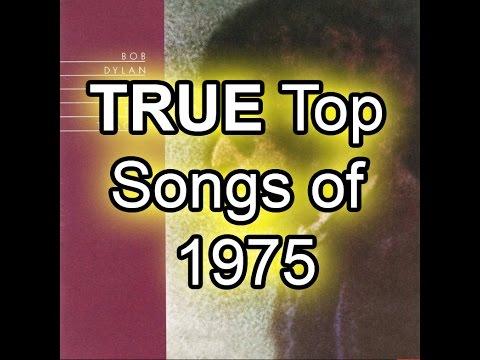 The TRUE Top 50 Songs of 1975  Best Of List