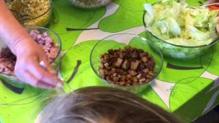 Питание в норвежском детском саду