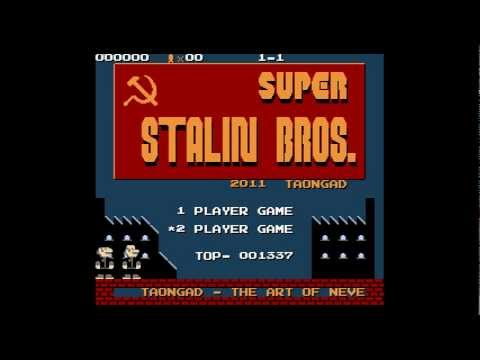 Super Stalin Brothers - TAONGAD (NTSC Mode)