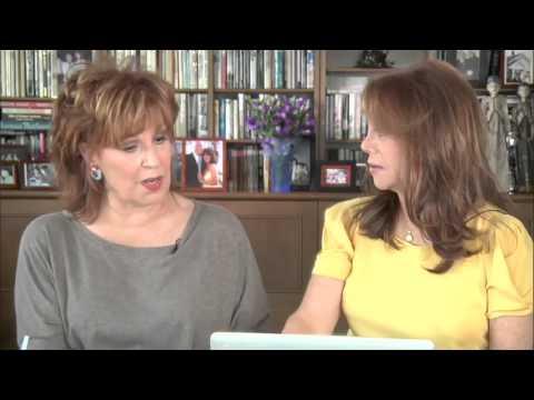 Mondays With Marlo  Joy Behar Joins Marlo Thomas