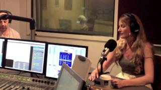JENIQUA LIVE on Hope 103.2fm Radio Interview 13 April 2013. Performing 'Better Day'
