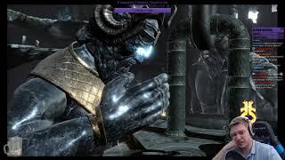 God of War 3 - Финал игры. Эпичный мортал комбат с Зевсом! #3