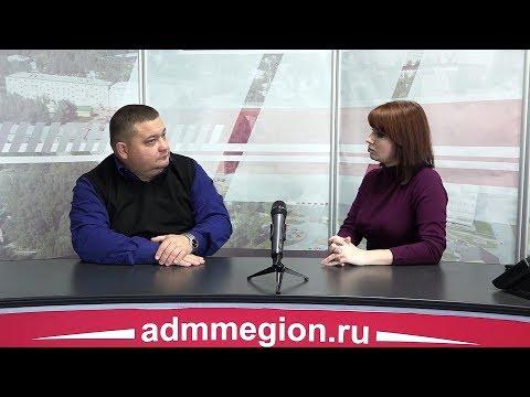 Иван Чечиков - зам. главного врача по амбулаторно-поликлинической работе городской больницы №1