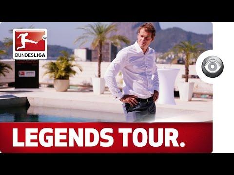 Jens Lehmann – Bundesliga Legends Tour – Rio de Janeiro