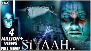 Siyaah Full Hindi Movie | Ahmed Ali | Hareem Farooq | Super Hit Hindi Horror Movie