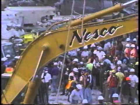 Ground Zero, Manhattan after 9/11 - WTC recovery, continued