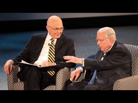 Face to Face with Elder Oaks and Elder Ballard