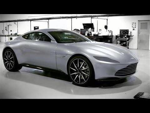 Buy A Spectre Spec Aston Martin 1 4m Bond Supercar Youtube