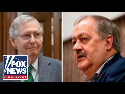 GOP candidate calls McConnell 'cocaine Mitch' in ad