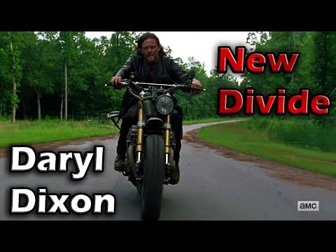 Daryl Dixon | New Divide - Linkin Park | The Walking Dead (Music Video) | Happy New Year!! :)