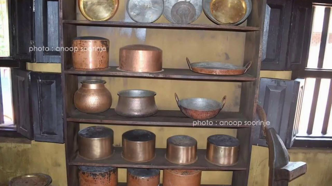 Old And Traditional Kitchen Wares/antique Kitchen Vessels/old Kitchen Tools  Collection