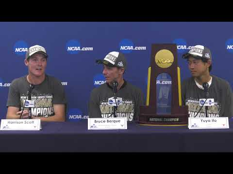The Bottom Line - Texas Men's Tennis Wins The 2019 NCAA National Championship