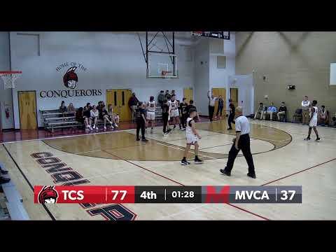 Tabernacle Christian School vs. Mountain View Christian Academy » Varsity Boys