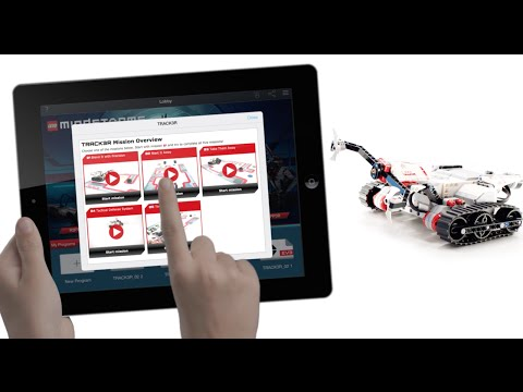 Video thumbnail of Lego Mindstorms EV3