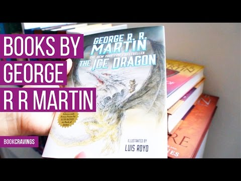 My George R R Martin Collection | BookCravings