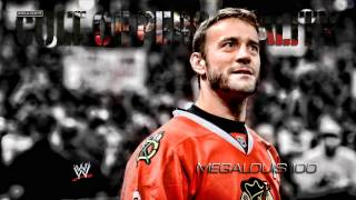CM Punk 2nd WWE Theme Song -