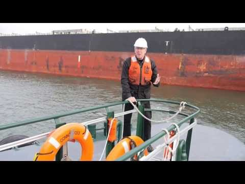 Columbia River Pilots & Foss Maritime: Connor Foss Training