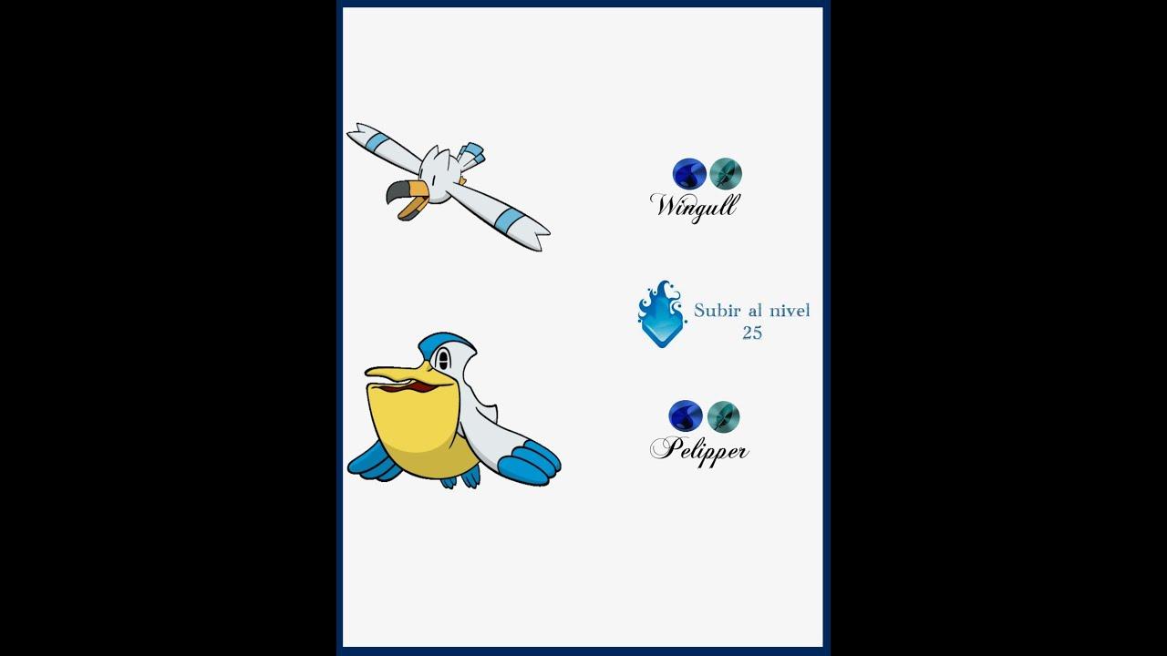 Pokemon Zafiro 4 Ciudad Portual Vamos Wingull 5 Nvl Mas