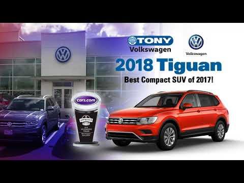 2018 Tiguan S, offer ends 5/31/18